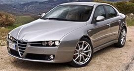 Alfa Romeo Autoversicherung
