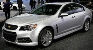 Chevrolet Autoversicherung
