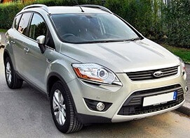 Ford Autoversicherungen