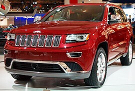 Jeep Autoversicherung