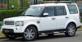 Land Rover Autoversicherung