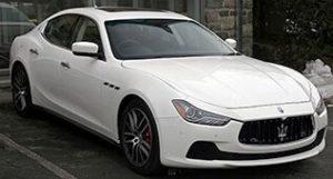 Maserati Autoversicherung