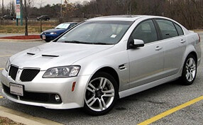 Pontiac Autoversicherung
